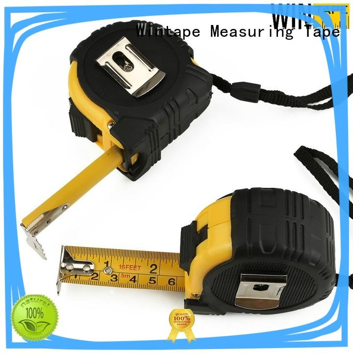 Wintape nylon stainless steel tape high quality measure bra