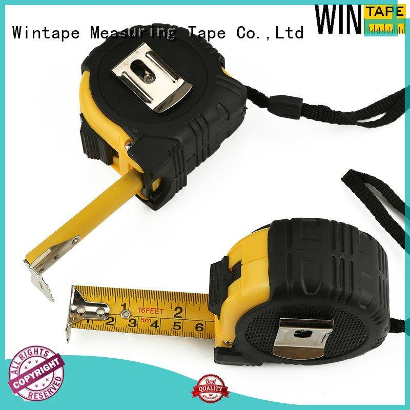 Wintape measure steel tape measure handy