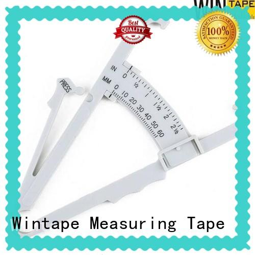 Wintape new arrival body fat caliper online quality for coaches