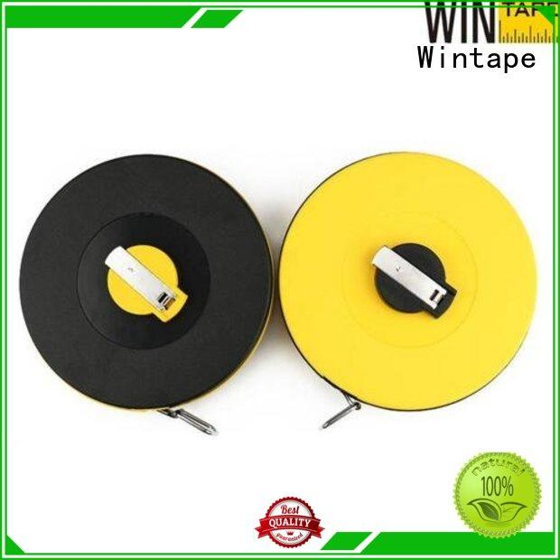 Wintape measure survey ruler record patient name for measuring