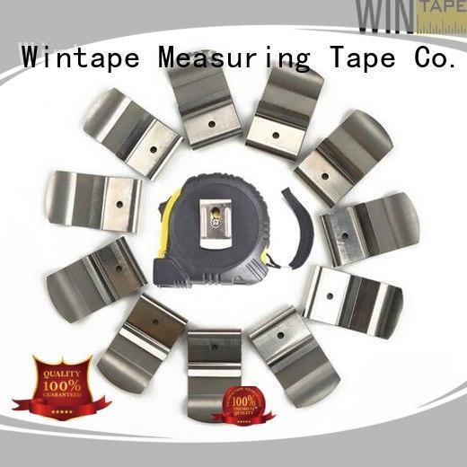 stainless steel tape measure holder for belt belt Wintape company