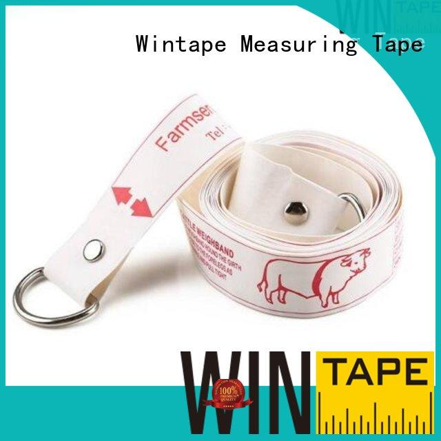wholesale pig weight tape measure weight children head circumference for daily