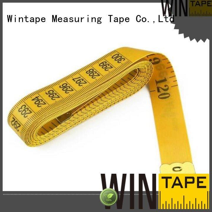 Hot digital tape measure tailor Wintape Brand