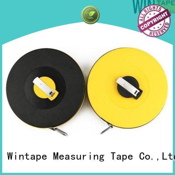 Hot surveyors tape 100m measure Wintape Brand