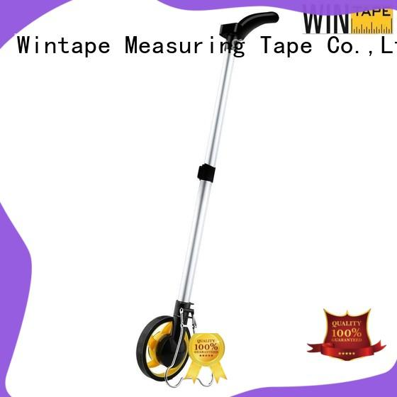 Wintape excellent metric measuring wheel quality for gymnasium