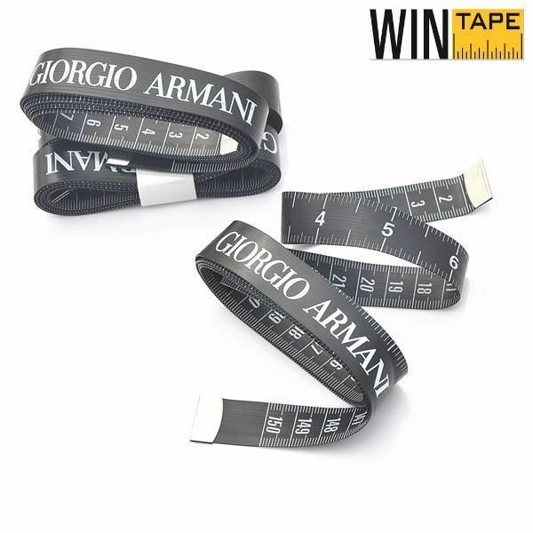 60inch/150cm  Logo Design  Black Tailor Tape