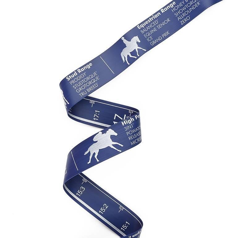 Custom  Horse Weighing Tape