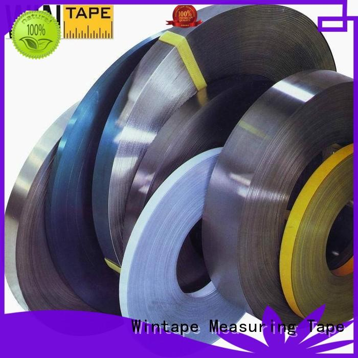 Wintape spring spring steel strip first-rate for workhouse