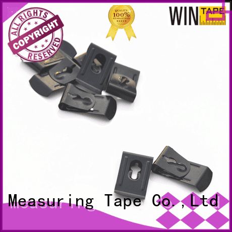 tape measure holder for belt clip material customized stainless