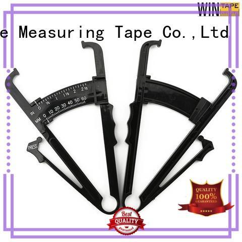 black high accuracy calculator fat measurement white Wintape Brand