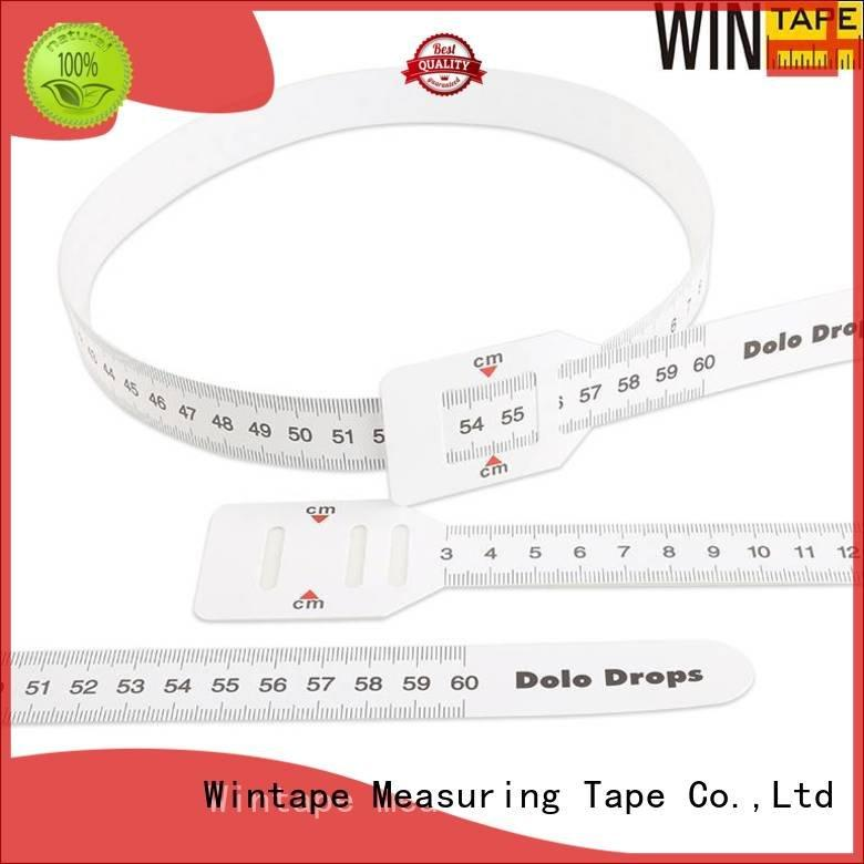 circumference arm design muac Wintape pediatric head circumference measuring tape