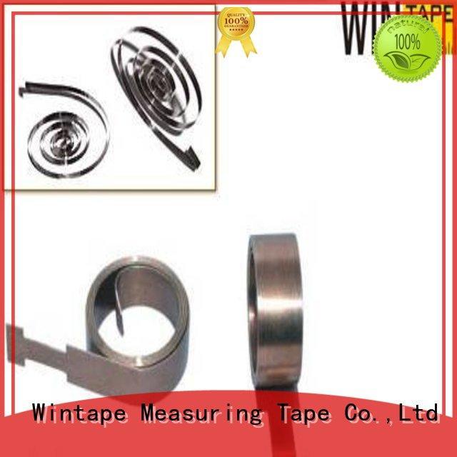 belt tape measure holder for belt steel Wintape company