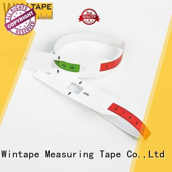 Wholesale baby head circumference measuring tape Wintape Brand