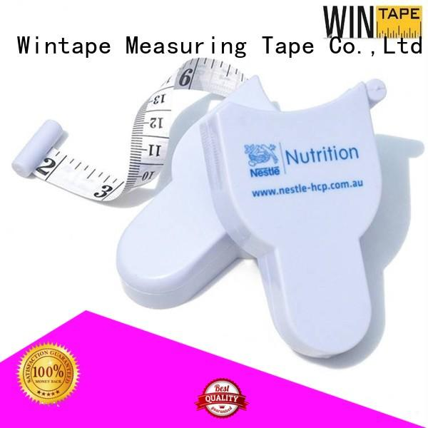 Wintape new arrival best body tape measure for measuring body