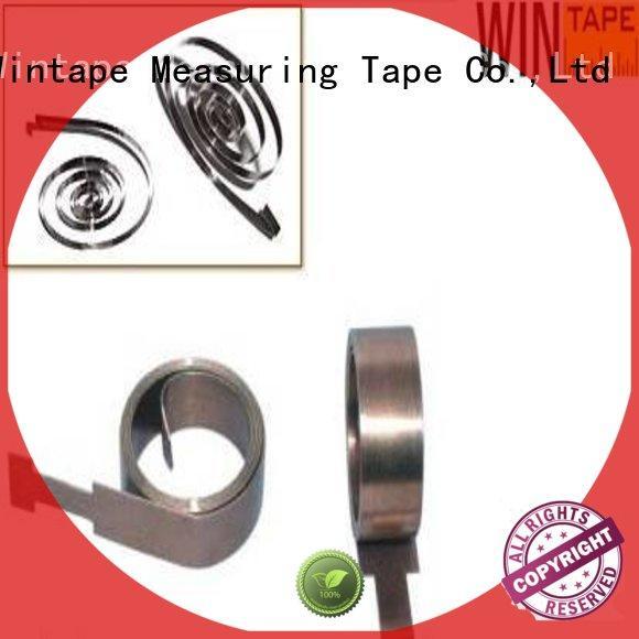 measure steel size tape measure belt clip Wintape