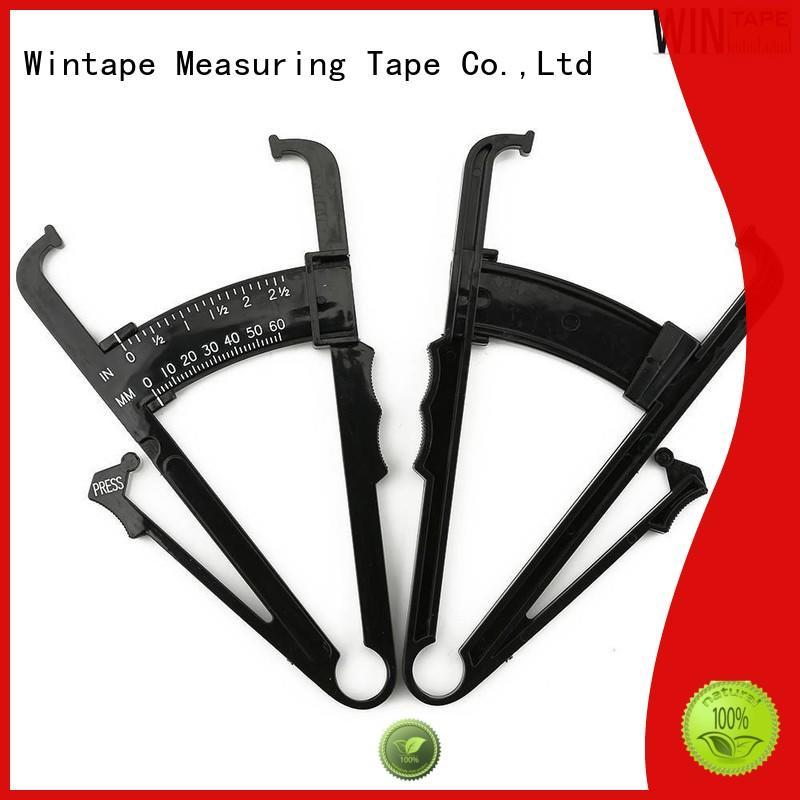 Wintape caliper fat measurement inexpensive for coaches