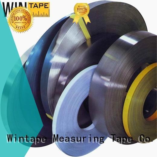 Wintape Brand material measure tape tape measure belt clip manufacture