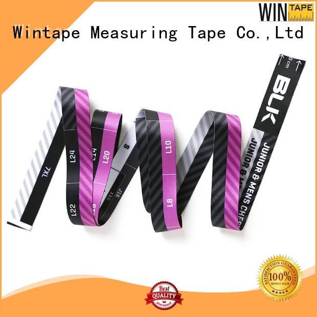 digital tape measure cm 300cm printed Wintape Brand