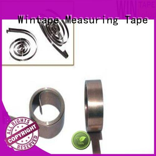Wintape belt steel measuring tape strip quality for factory