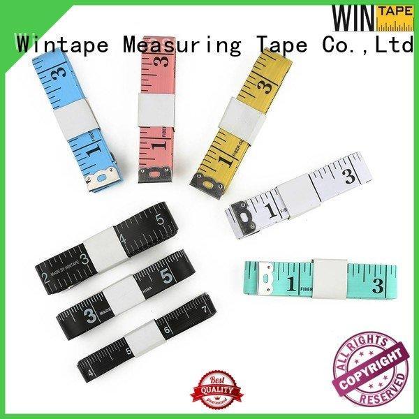 Custom soft tailor measurements ruler digital tape measure