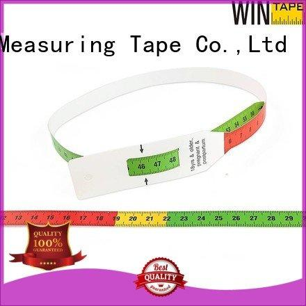 Wintape Brand design muac pediatric head circumference measuring tape tape head