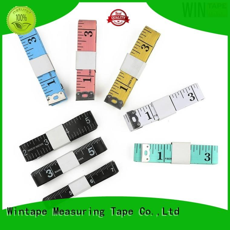 inexpensive rolling tape measure fabric factory price measure clothes
