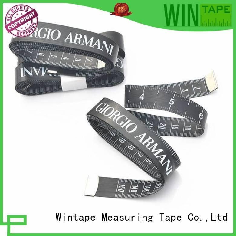 digital tape measure pink Wintape Brand