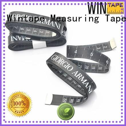 Wintape first-rate rolling tape measure with certification measure clothes