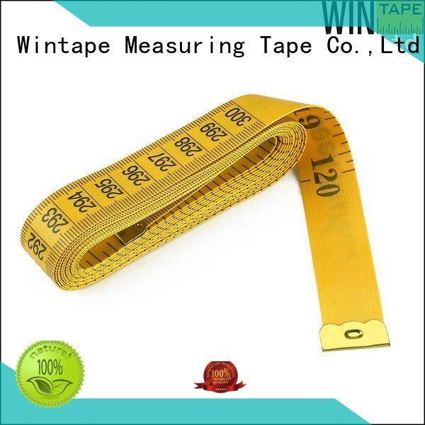 Wintape tape metric customized digital tape measure 300cm