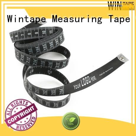 Wintape Brand centimeters printed measuring tailor measurements
