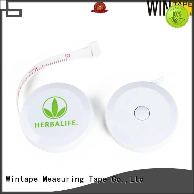 Wholesale measures mini sewing tape measure Wintape Brand