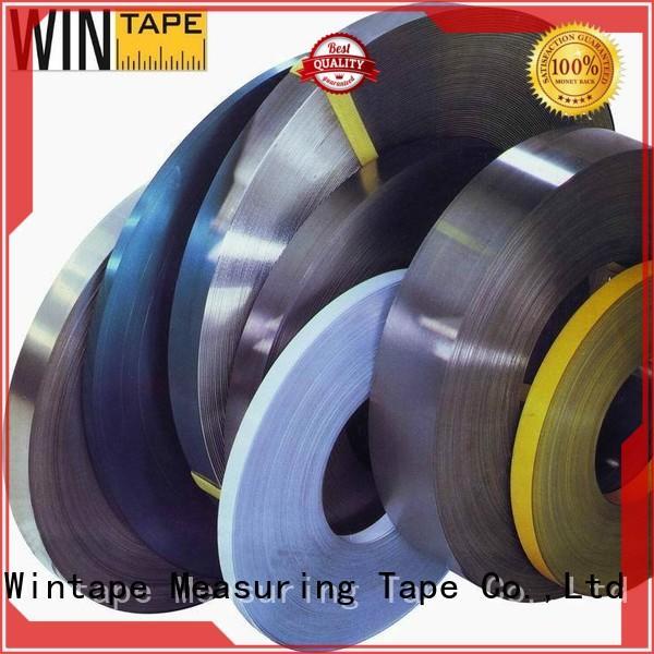 tape measure holder for belt stainless spring clip Wintape Brand