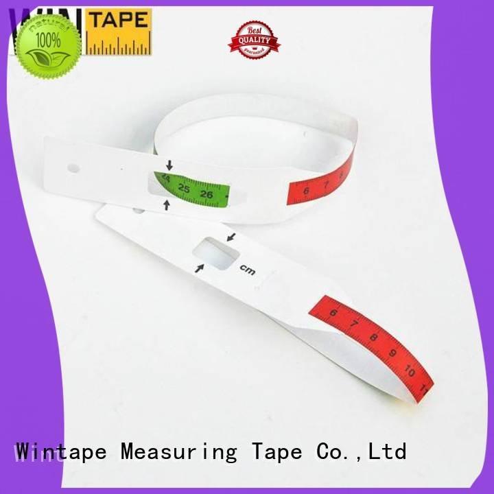 Hot pediatric head circumference measuring tape midupper circumference tape Wintape Brand