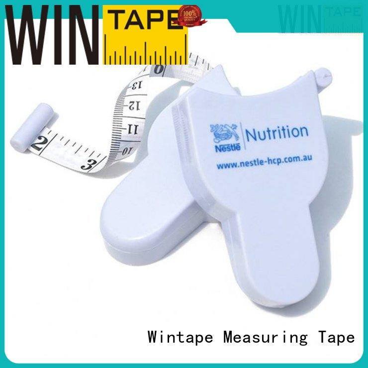 Wintape industry-leading body measurements calculator for measuring three-dimensional