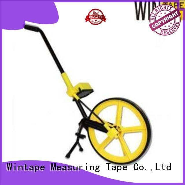 Wintape Brand digital measuring walking walking measuring wheel distance