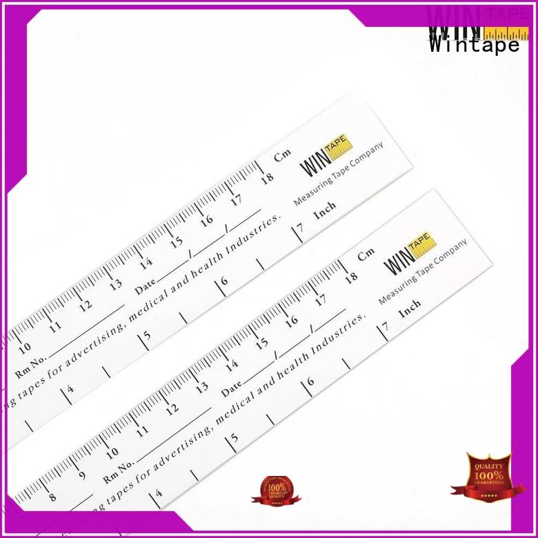 Wintape fine-quality wound measurement record wound date for factory