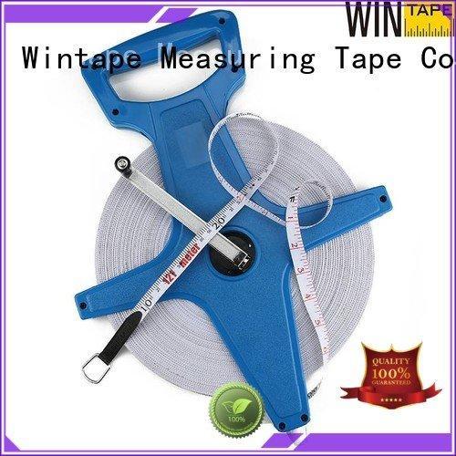 surveyors tape 100m 30meter surveyors steel tape measure 100ft Wintape
