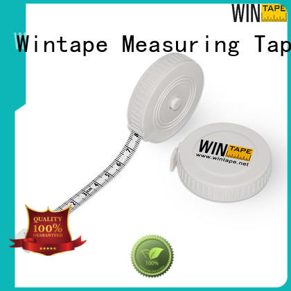 Wintape most popular keychain tape measure sewing tape measure for home