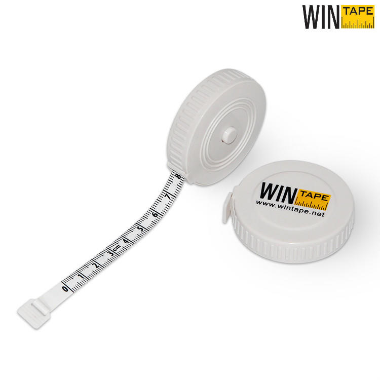 Mini Tire Shape Retractable Measuring Tape