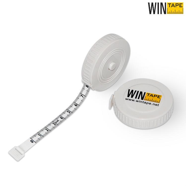 Mini Tire Shape Retractable Measuring Tape