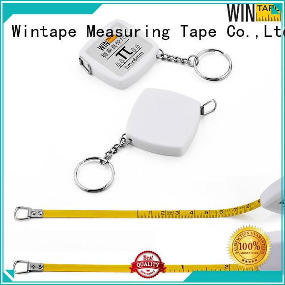 Wintape 2m pipe diameter caliper leather tape measure for measuring