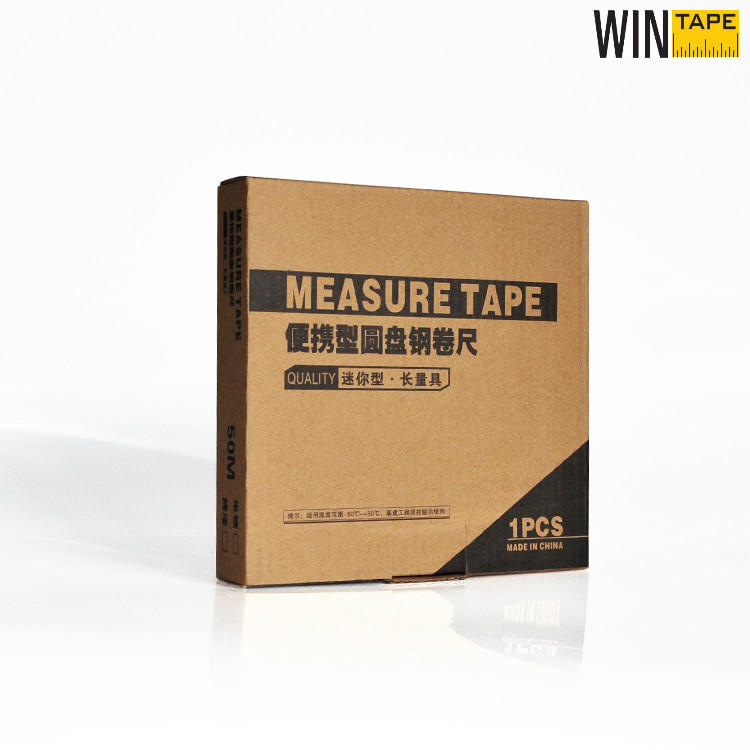 50m Engineer Long Steel Tape Construction Hand Tool