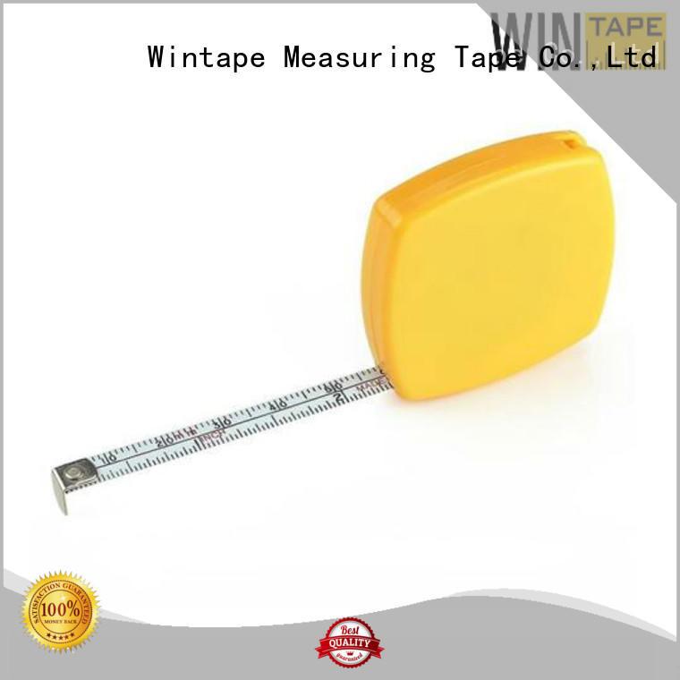 measurement building steel Wintape Brand pipe measuring tape