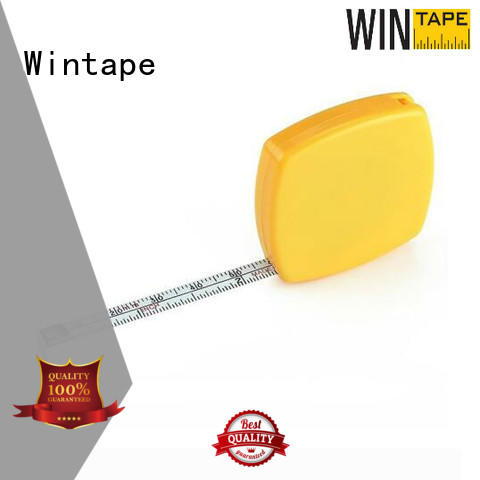 Wintape excellent measure diameter leather tape measure for workhouse