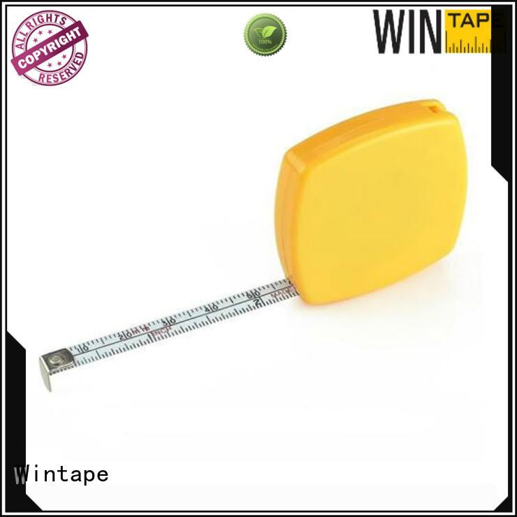 Wintape steel diameter measuring tool sewing tape measure for factory